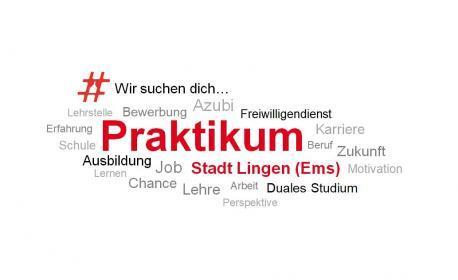 Stadt Lingen (Ems) - Praktikum - Beruf & Karriere - Politik